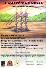 A AMAZÔNIA É NOSSA ! - 19ª Mostra do Coletivo Arte e Artistas, do qual faço parte.