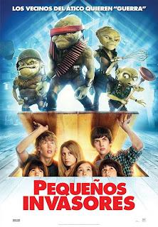 Pequeños Invasores (2009) - Latino