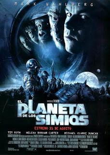 El Planeta De Los Simios (2001) online