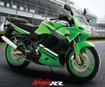 pertama , Super KIPS (Kawasaki Intergrated Powervalve System)