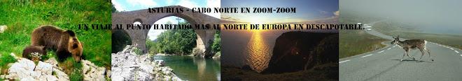 Asturias-Cabo Norte en Zoom Zoom