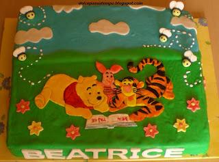 Torta Winnie The Pooh Per Beatrice