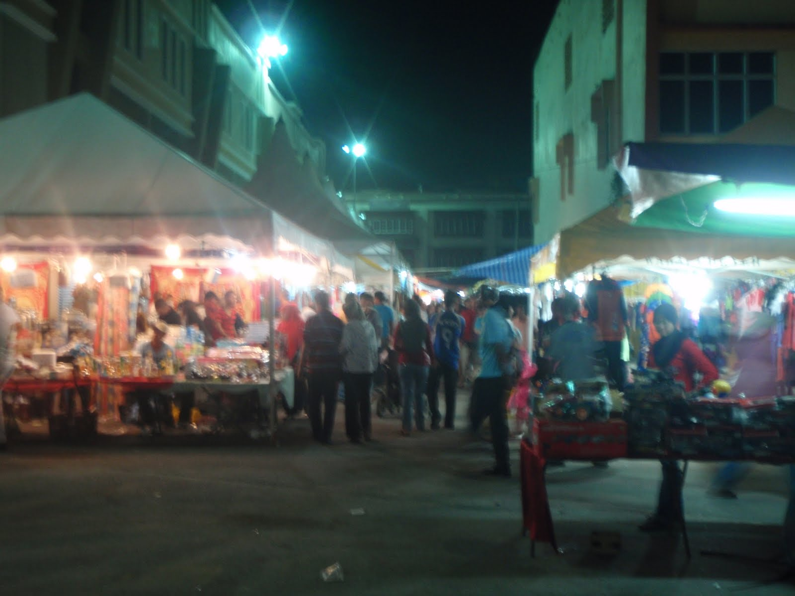 Wakaf Che Yeh Night Market Wakaf Che Yeh at First Glance