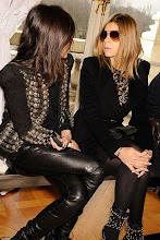 Emanuelle Alt &amp; Carine Roitfeld