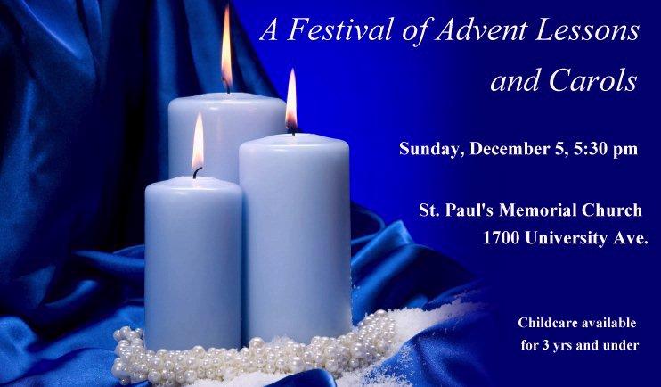 advent lessons carols coop