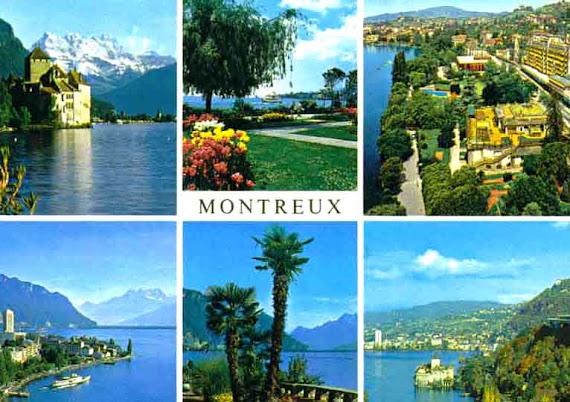 Montreux a 15 minute de chez moi