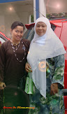 ♥ Aku n my mum in Law ♥