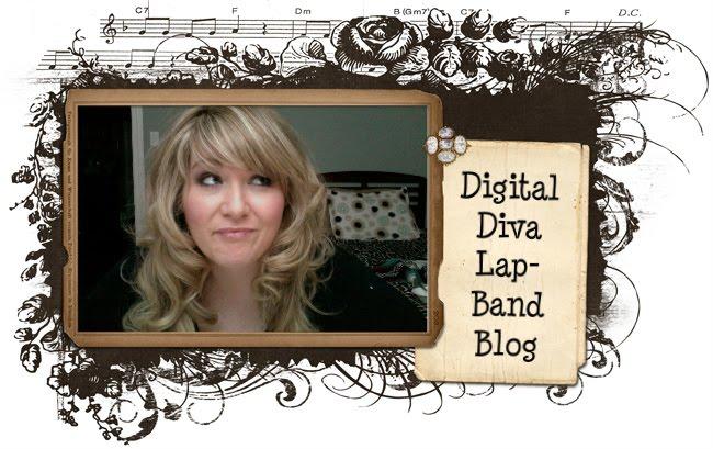 Digital Diva Lap-Band Blog