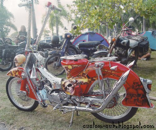 Honda C70 That Has Not Been