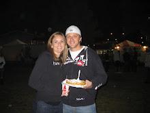 Josh and Megan