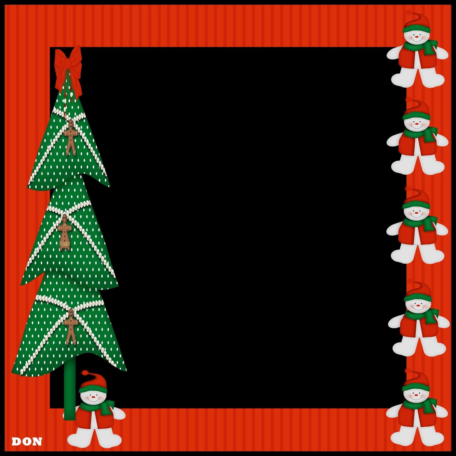 Marcos de navidad gratis imagui - Marcos navidad fotos ...