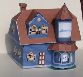 house papercraft