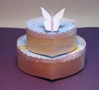 pop up cake