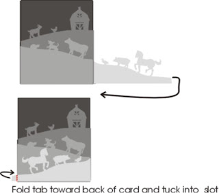 barnyard layer card