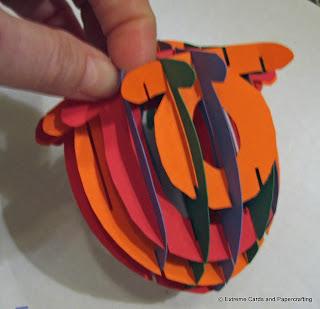 acorn sliceform