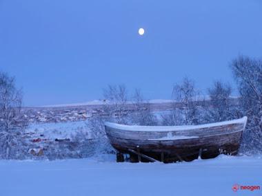 Barca si Luna!