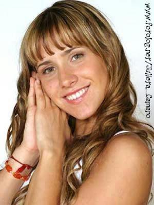 Julieta Camaño se animó al destape
