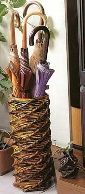 Como reciclar papel periodico manualidades cositasconmesh - Manualidades con papel periodico paso a paso ...
