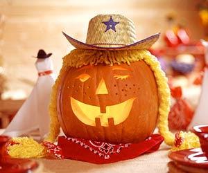 Calabazas de halloween decoradas cositasconmesh - Calabazas decoradas ...