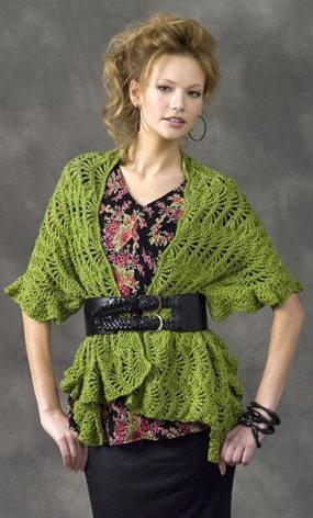 Tejidos A Crochet Chal