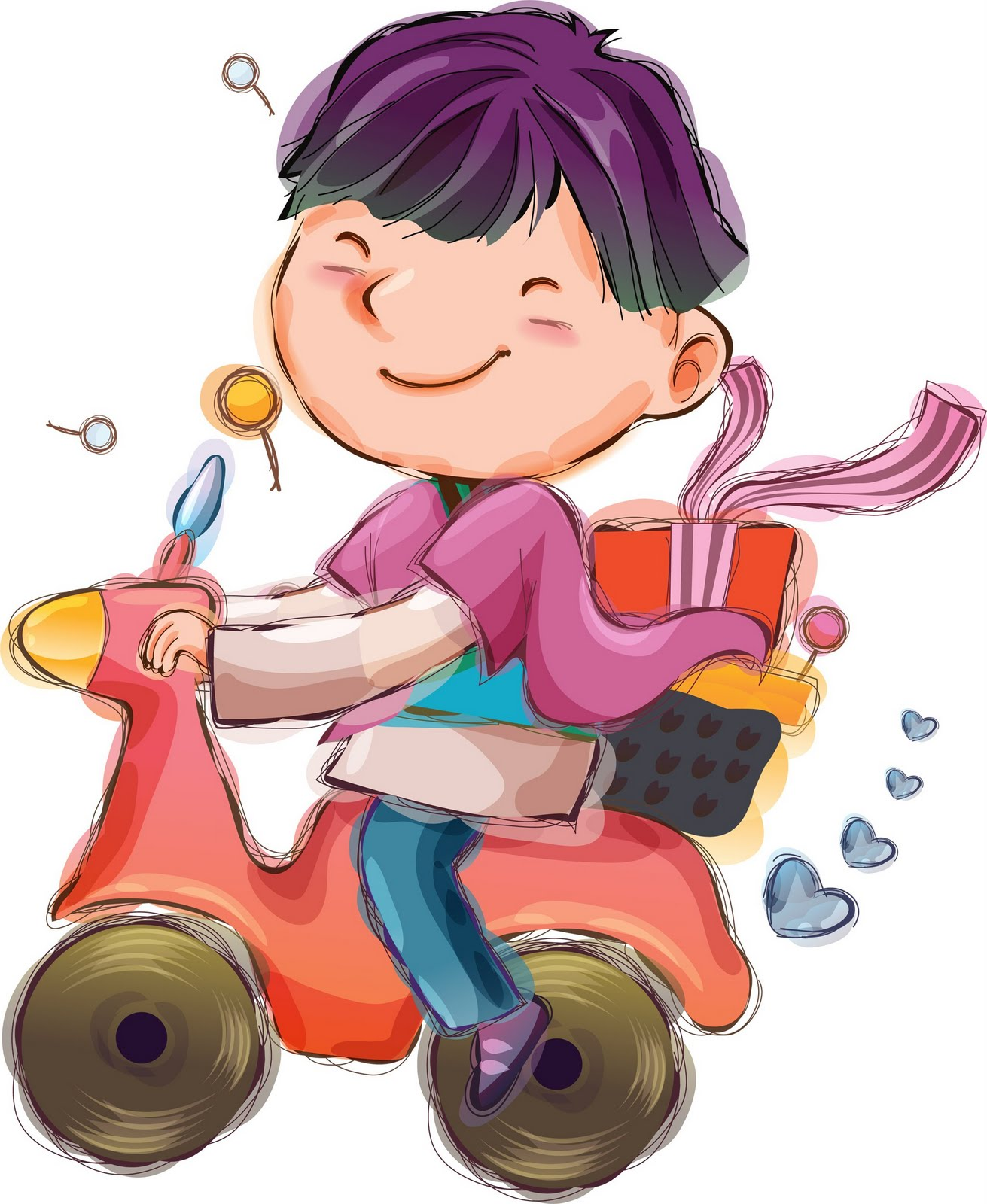 Bonitos dibujos infantiles con ni os cositasconmesh - Bebes dibujos infantiles ...