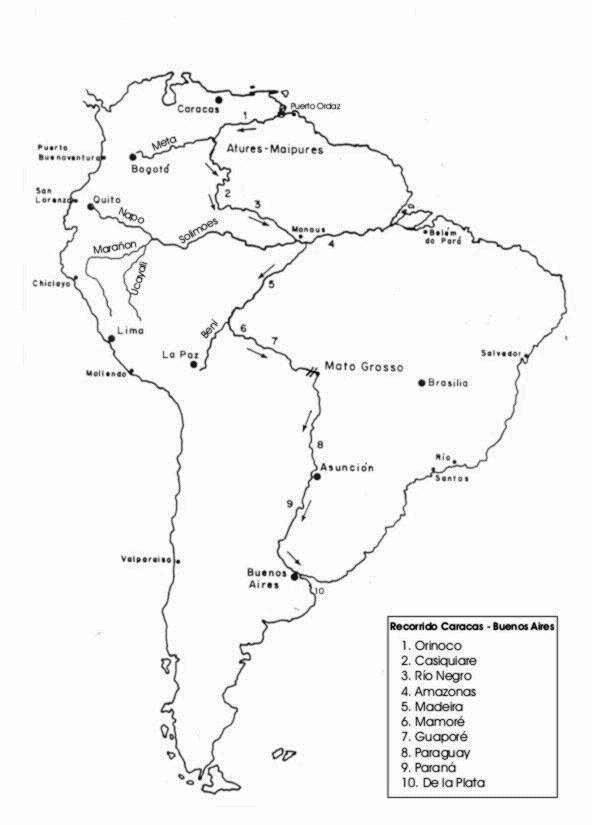 Image Result For Where Is Orinoco