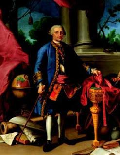 'Pedro Pablo Abarca de Bolea y Ximénez de Urrea, X conde de Aranda' (1719-1798)