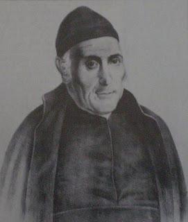 'Gregorio Funes'(1858) por Narciso Desmadryl (1801-1890), publicado en 'Historia Argentina' de Diego Abad de Santillán,extraído de wikimedia.org