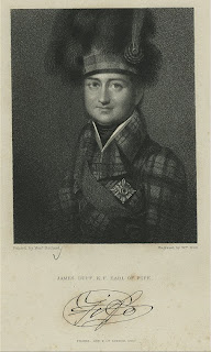 'James Duff, K.F., Earl of Fife' Stephen A. Schwarzman Building / Print and photographs Collection, Miriam and Ira D. Wallach,tomado de NYPL Digital Gallery