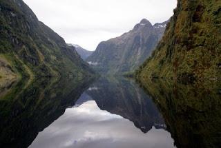 Silencio en el Doubtful Sound