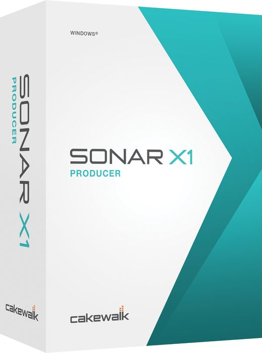 Cakewalk SONAR X1 Producer X1a