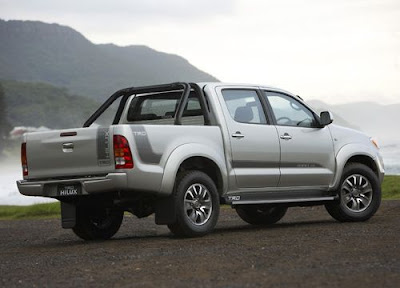 Toyota Hilux Double Cabin 4x4