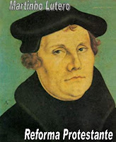 Martinho Lutero, reforma protestante