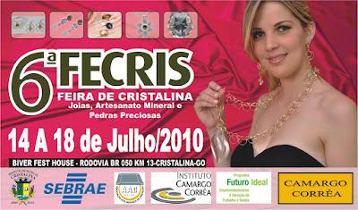 Cartaz 6ª Fecris
