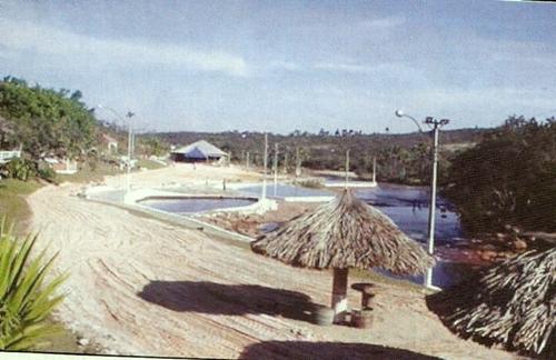 Praia das Lajes em Cristalina Goiás