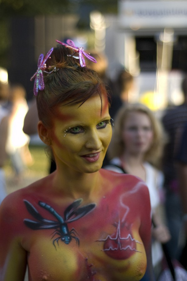 Bodypainting Festival