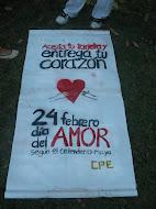 Actividad día de Amor, 2009