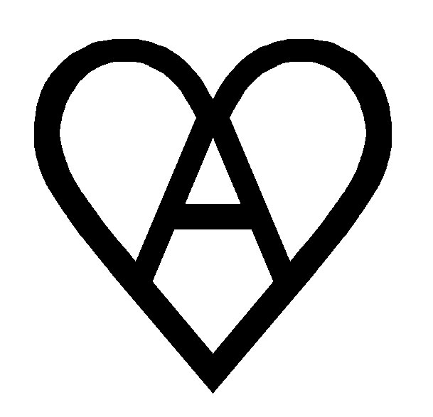 Imagenes corazones blanco y negro - Imagui