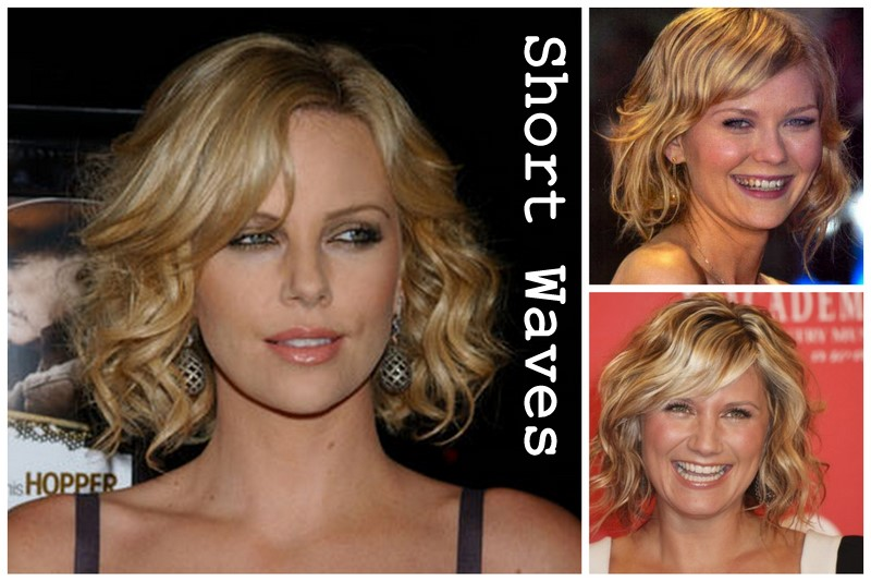 Beach Wave Perms For Short Hair Best Styles