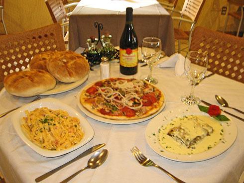 Italia mi querido pais la comida de italia for Comida italiana