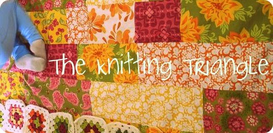The Knitting Triangle