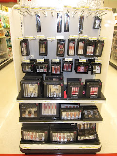 E.L.F make up products at Target