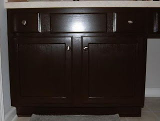 Dark Green Dresser Paint Color