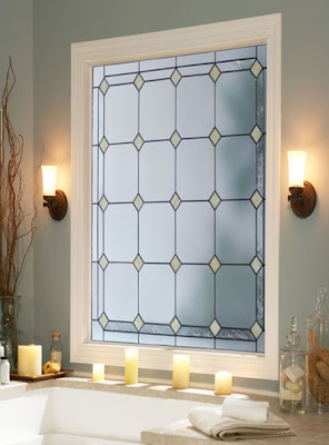 Bathroom Window Treatments Bali Blinds