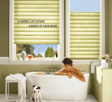 Bathroom Window Treatments Bali Blinds