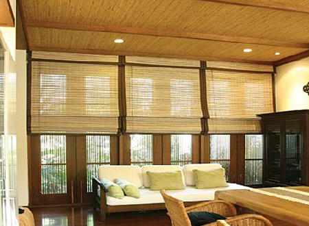 The Versatility Of Bali Blinds And Bamboo