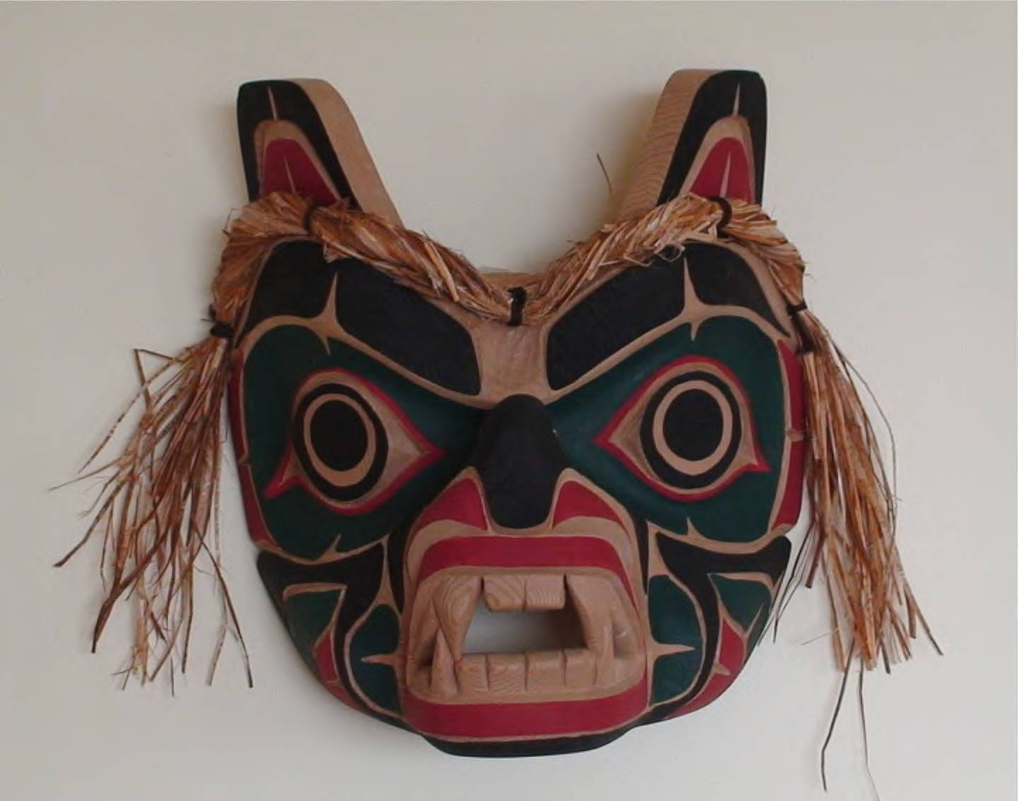 Native American Tribal Masks http://mississippi-spi.blogspot.com/2010/10/native-american-death-mask.html