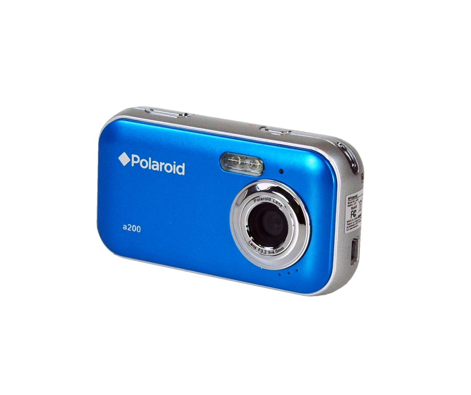 Low price digital camera polaroid a200 2 0 mp digital - Low cost camera ...