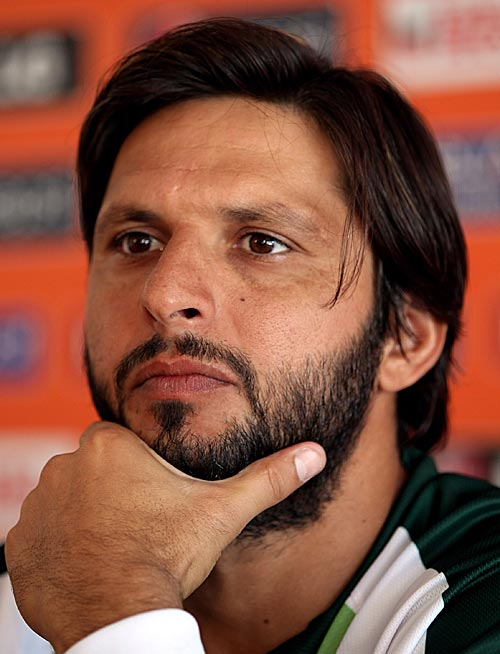 Role In This Month: Pakistan Cricket Player - Shahid Afridi