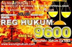 Punya masalah Hukum? Klik.www.warunghukum.com